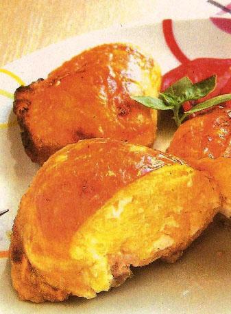 Картофель «в кафтанчиках»